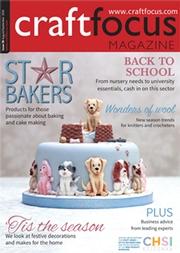 Issue 56 of Craft Focus magazine