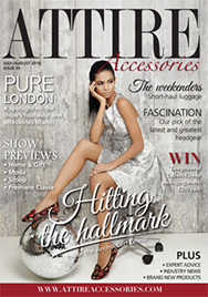 Issue 59 of Attire Accessories magazine