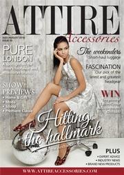 Issue 59 of Attire Accessories magazine