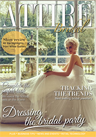 Issue 54 of Attire Bridal magazine