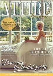 Issue 54 of Attire Bridal magazine