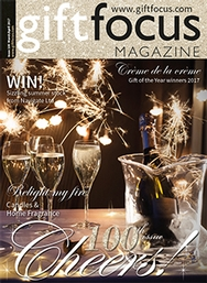 Issue 100 of Gift Focus magazine