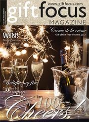 Issue 100 of Gift Focus magazine