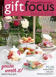 Issue 101 of Gift Focus magazine