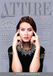 Issue 60 of Attire Accessories magazine