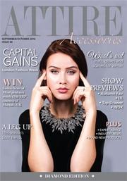 Issue 60 of Attire Accessories magazine