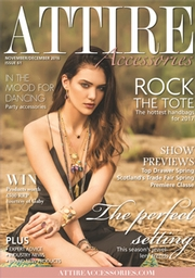 Issue 61 of Attire Accessories magazine