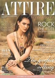 Issue 61 of Attire Accessories magazine