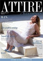 Issue 63 of Attire Accessories magazine