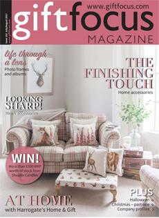Issue 102 of Gift Focus magazine