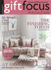 Issue 102 of Gift Focus magazine