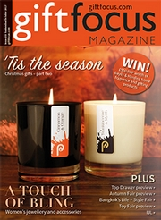 Issue 103 of Gift Focus magazine