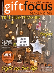 Issue 104 of Gift Focus magazine