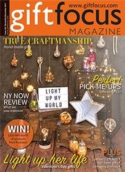 Issue 104 of Gift Focus magazine