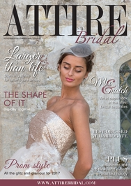 Issue 56 of Attire Bridal magazine