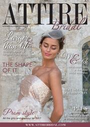 Issue 56 of Attire Bridal magazine
