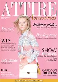 Issue 64 of Attire Accessories magazine