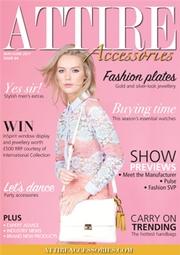 Issue 64 of Attire Accessories magazine