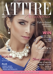 Issue 65 of Attire Accessories magazine