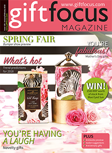 Issue 105 magazine front cover