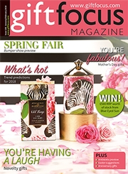 Issue 105 of Gift Focus magazine