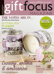 Issue 106 of Gift Focus magazine