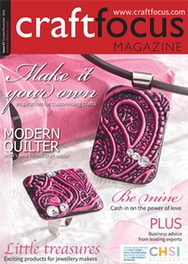 Issue 57 of Craft Focus magazine