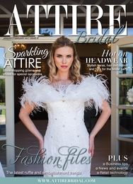Issue 57 of Attire Bridal magazine