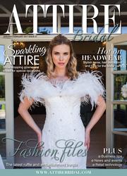 Issue 57 of Attire Bridal magazine