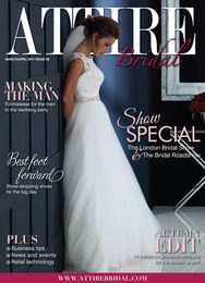 Issue 58 of Attire Bridal magazine