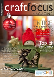 Issue 58 of Craft Focus magazine