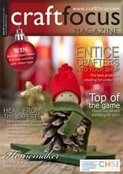 Issue 58 of Craft Focus magazine