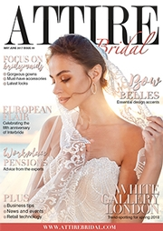 Issue 59 of Attire Bridal magazine