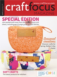 Issue 59 of Craft Focus magazine
