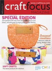 Issue 59 of Craft Focus magazine