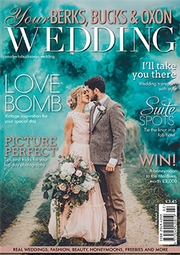 Your Berks, Bucks and Oxon Wedding - Subscription