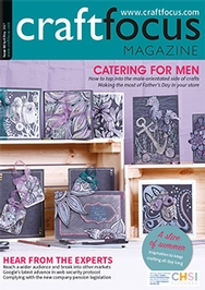 Issue 60 of Craft Focus magazine