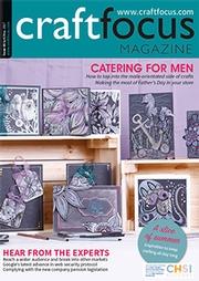 Issue 60 of Craft Focus magazine