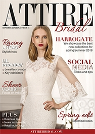 Issue 61 of Attire Bridal magazine