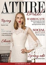 Issue 61 of Attire Bridal magazine