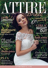 Issue 62 of Attire Bridal magazine