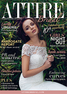 Issue 62 of Attire Bridal magazine