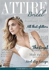 Issue 63 of Attire Bridal magazine