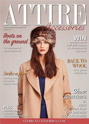Issue 66 of Attire Accessories magazine