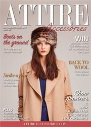 Issue 66 of Attire Accessories magazine