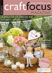 Issue 61 of Craft Focus magazine
