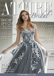 Issue 64 of Attire Bridal magazine