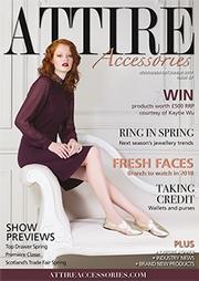 Issue 67 of Attire Accessories magazine