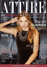 Issue 68 of Attire Accessories magazine
