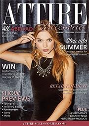 Issue 68 of Attire Accessories magazine